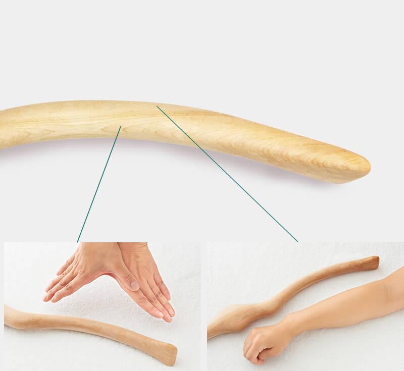 パワーレメディ「Wave ウェーブ」 3種のツリーがエステティシャンの手を再現